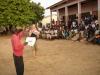 volontaire dans projet sida