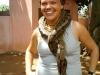 Une volontaire au temple de phython